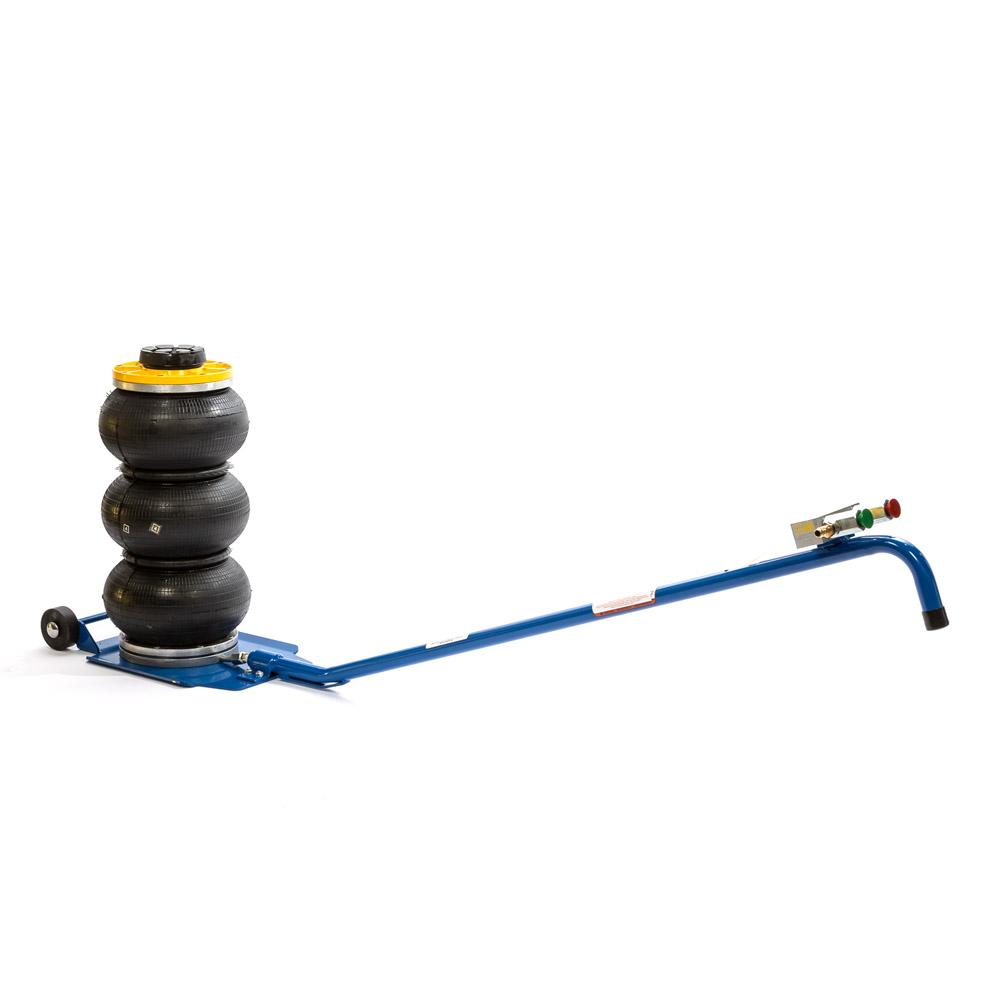 Hustler H3 - Luftdruck Wagenheber von DiWil