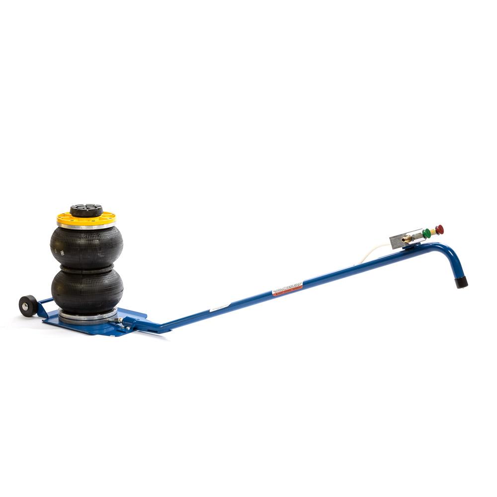 Hustler HXLO - fahrbarer Luftdruck Wagenheber von DiWil